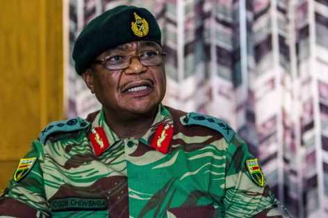 ZIMBABWE-POLITICS-MILITARY