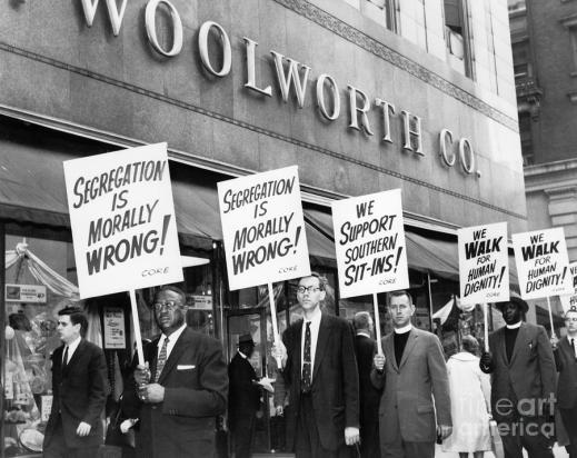 NY Protest Civil Rights