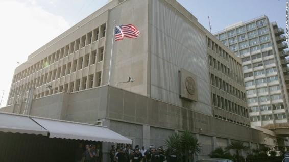 US Embassy Tel Aviv