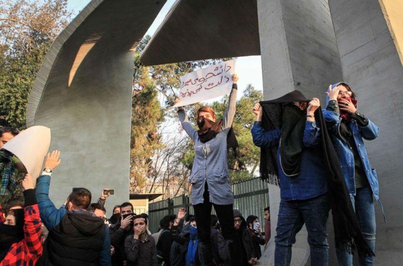 Iran Protest 2