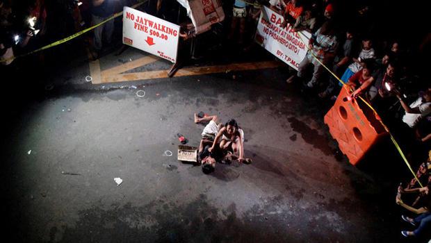 Duterte Victim