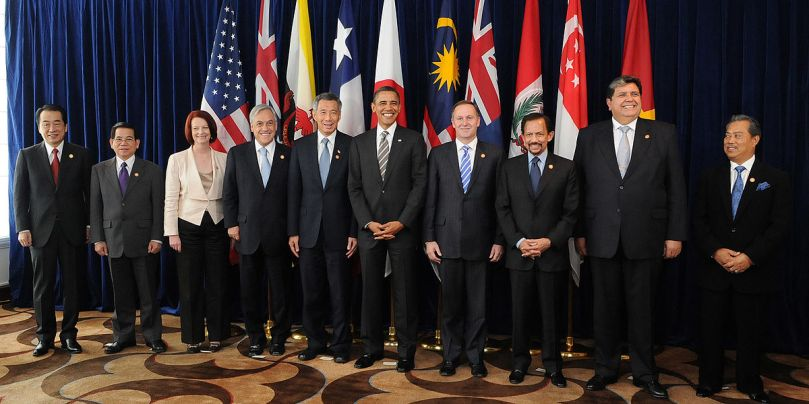 TPP Leaders