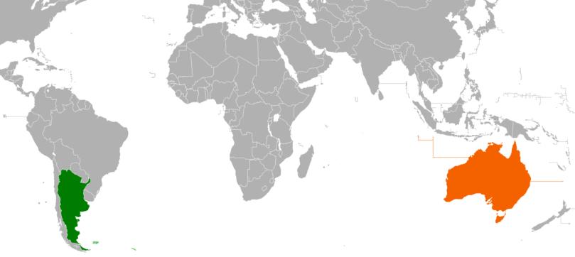 Argentina-Australia