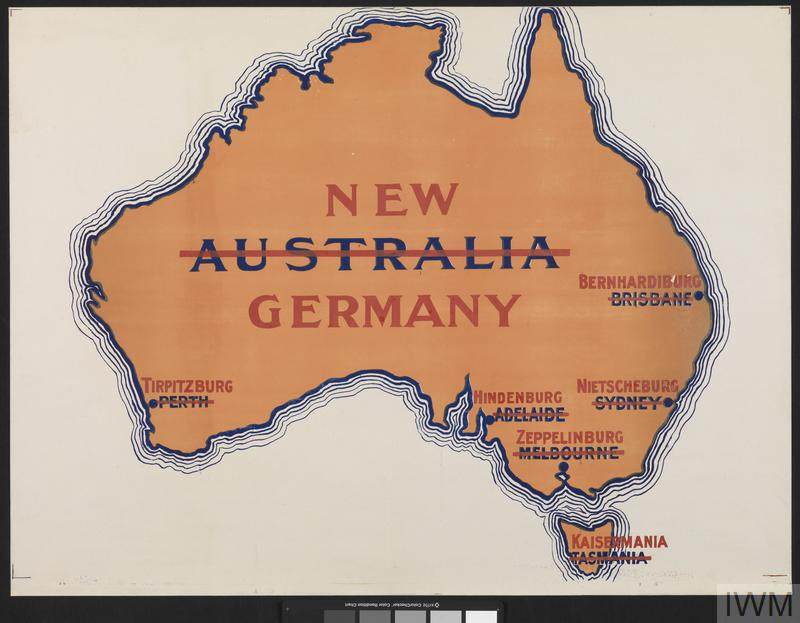 Australia - Germany