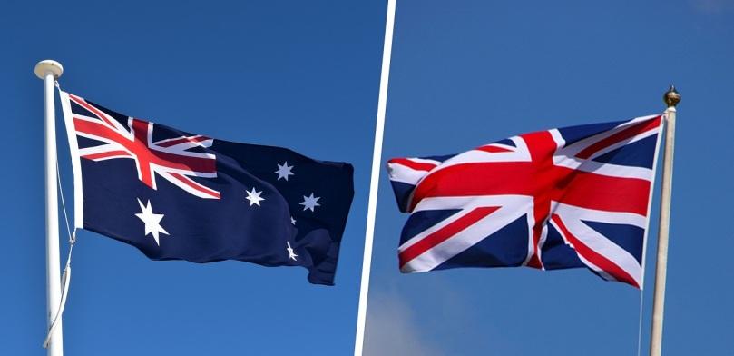 Australia - UK